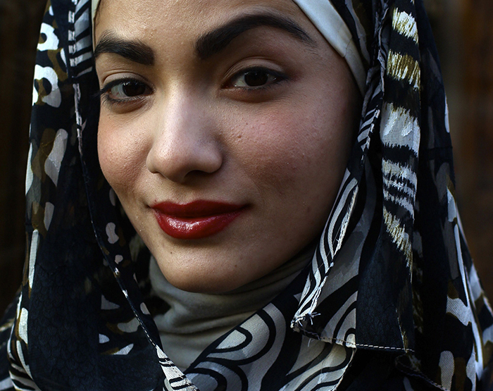 Behind the Veil: Sara Shamsavari